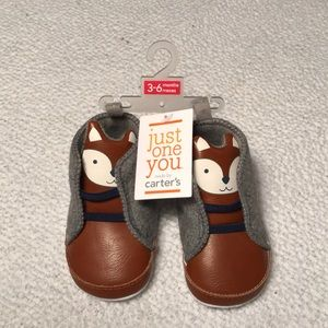 A stylish pair of boots for your infant!